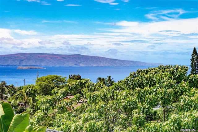 3366 Kehala Dr, Kihei, HI 96753 (MLS #383119) :: Elite Pacific Properties LLC