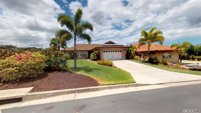 56 Keoneloa St, Wailuku, HI 96793 (MLS #383272) :: Elite Pacific Properties LLC