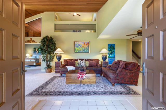 50 Puu Anoano St #707, Lahaina, HI 96761 (MLS #383403) :: Maui Estates Group