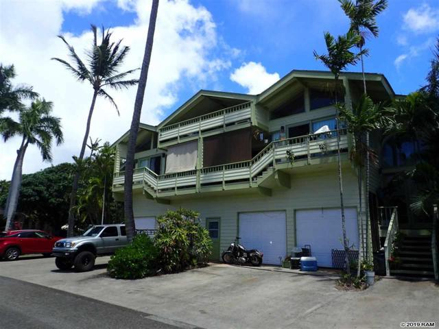 99 Hui Rd F, Lahaina, HI 96761 (MLS #383710) :: Maui Estates Group