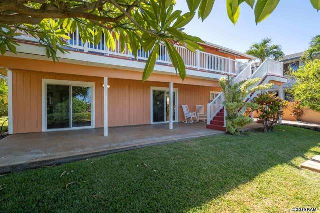 2817 Panepoo St, Kihei, HI 96753 (MLS #383716) :: Coldwell Banker Island Properties