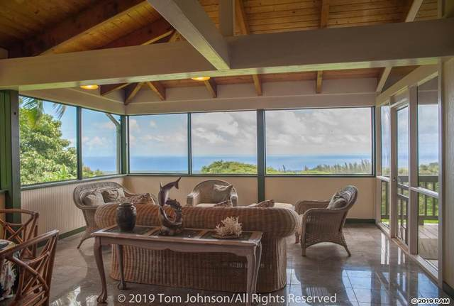 130 Kalo Rd, Hana, HI 96713 (MLS #383854) :: Team Lally