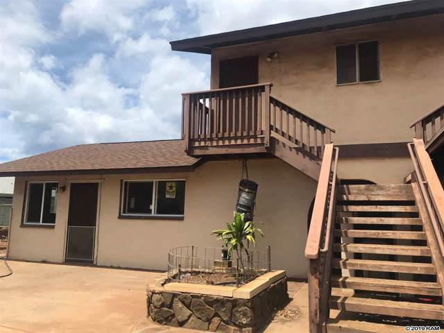 272 Nehu Pl, Kihei, HI 96753 (MLS #383898) :: Coldwell Banker Island Properties