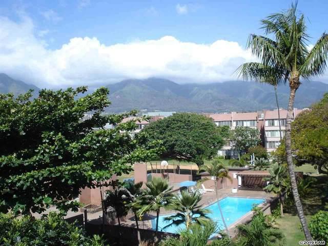 111 Kahului Beach Rd B415, Kahului, HI 96732 (MLS #384033) :: Hawai'i Life