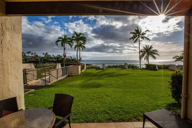 5295 Lower Honoapiilani Rd B16, Lahaina, HI 96761 (MLS #384265) :: Speicher Group