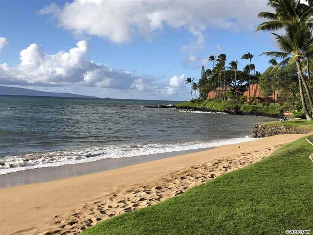 3875 Lower Honoapiilani Rd B106, Lahaina, HI 96761 (MLS #384390) :: Maui Lifestyle Real Estate