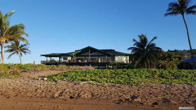 2366 Kamehameha V Hwy, Kaunakakai, HI 96748 (MLS #384504) :: Steven Moody