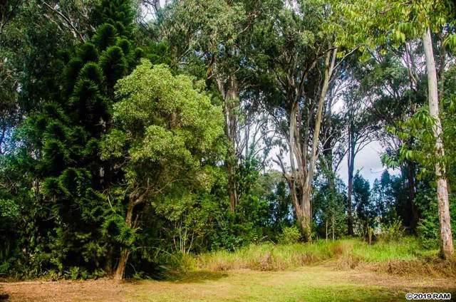813 Olinda Rd, Makawao, HI 96768 (MLS #384725) :: Maui Estates Group