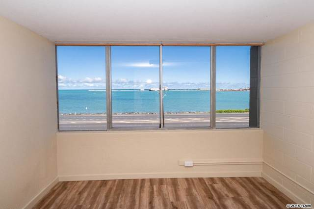 111 Kahului Beach Rd A418, Kahului, HI 96732 (MLS #384901) :: Coldwell Banker Island Properties