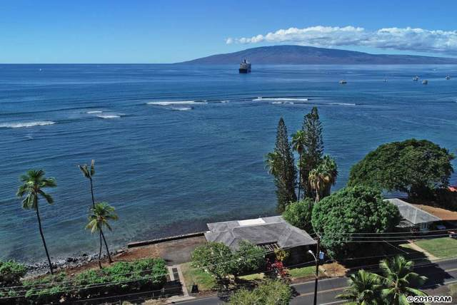 271 Front St, Lahaina, HI 96761 (MLS #384906) :: Elite Pacific Properties LLC