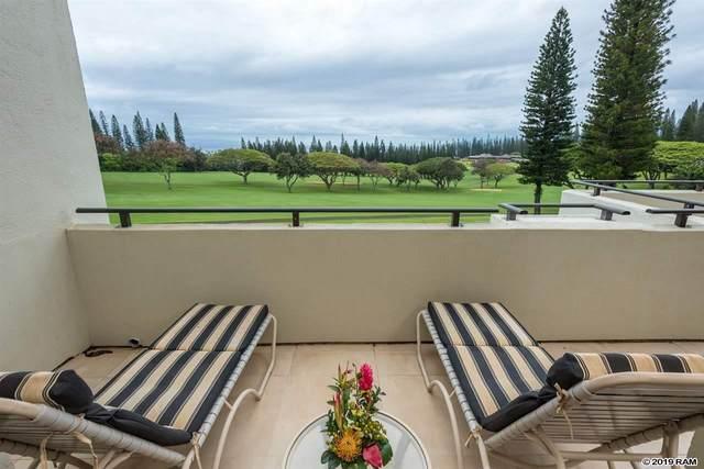 500 Kapalua Dr 17T3-4, Lahaina, HI 96761 (MLS #384985) :: LUVA Real Estate