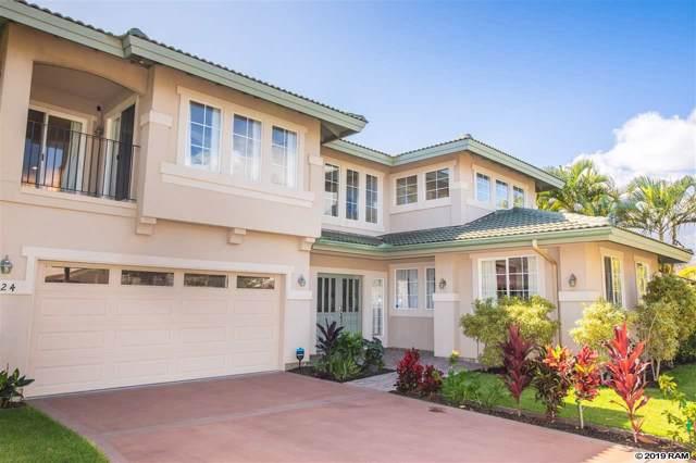 124 Kamaiki Cir, Kahului, HI 96732 (MLS #385158) :: Coldwell Banker Island Properties