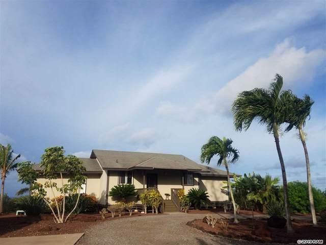 435 Kaula Rd, Maunaloa, HI 96770 (MLS #385224) :: Maui Lifestyle Real Estate