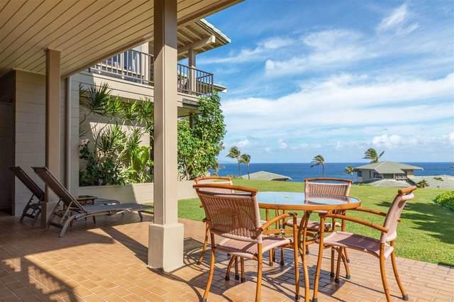 500 Bay Dr 12-G4, Lahaina, HI 96761 (MLS #385264) :: 'Ohana Real Estate Team