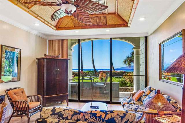 475 Front St #121, Lahaina, HI 96761 (MLS #385335) :: Coldwell Banker Island Properties