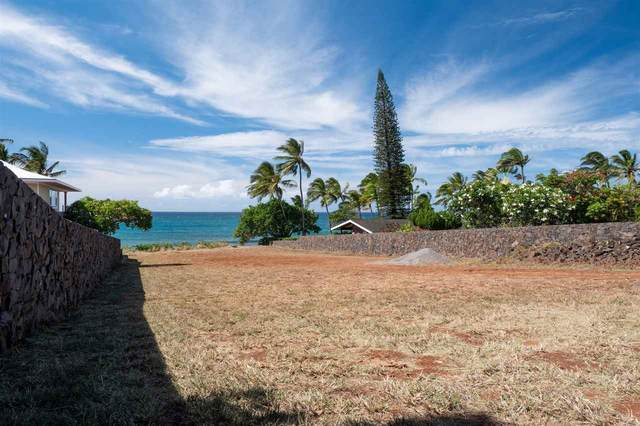 531 Hana Hwy, Paia, HI 96779 (MLS #385402) :: LUVA Real Estate