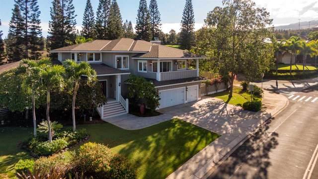 3005 Aina Lani Dr, Makawao, HI 96768 (MLS #385586) :: Maui Estates Group