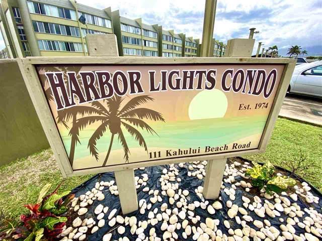 111 Kahului Beach Rd D126, Kahului, HI 96732 (MLS #385642) :: Maui Estates Group
