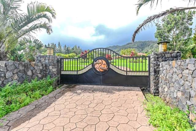 561 Anekona St, Wailuku, HI 96793 (MLS #385678) :: LUVA Real Estate