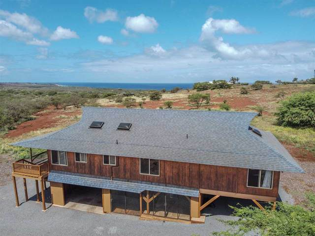 66 Noho Lio Rd, Maunaloa, HI 96770 (MLS #385698) :: Team Lally