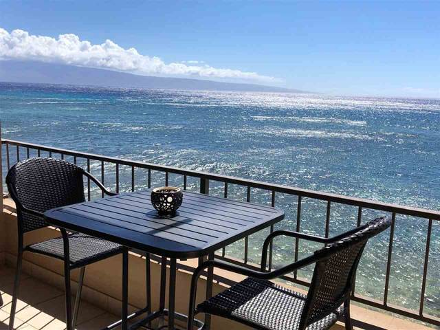 106 Kaanapali Shores Pl #203, Lahaina, HI 96761 (MLS #385884) :: Keller Williams Realty Maui