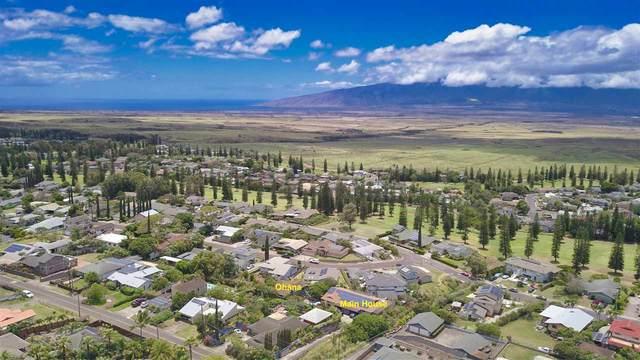 272 Hiolani St, Pukalani, HI 96768 (MLS #385995) :: Corcoran Pacific Properties