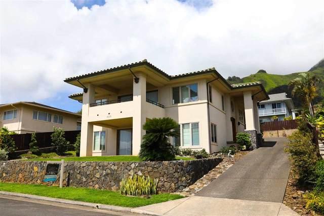 620 Mapuana Pl, Wailuku, HI 96793 (MLS #386246) :: Elite Pacific Properties LLC