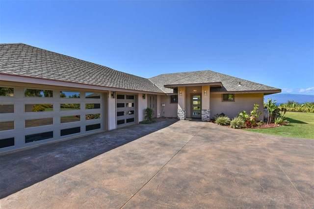 21 Pua Niu Way, Lahaina, HI 96761 (MLS #386267) :: Elite Pacific Properties LLC