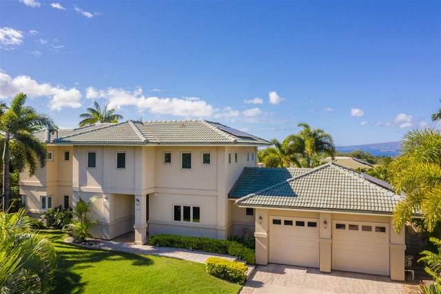 3105 N Noho Loihi Way, Kihei, HI 96753 (MLS #386331) :: Maui Estates Group