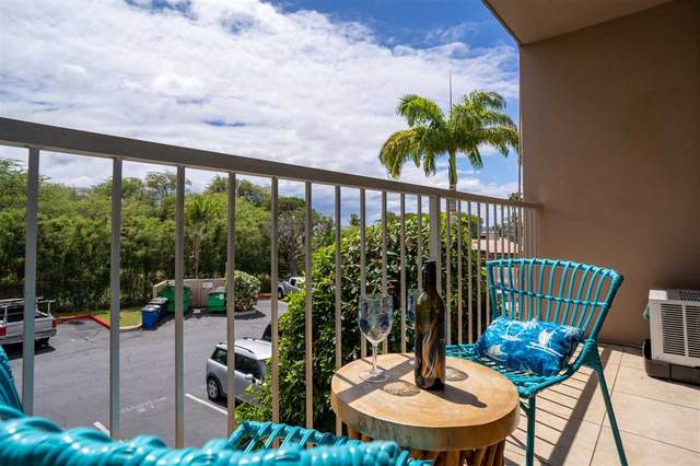 2219 S Kihei Rd A216, Kihei, HI 96753 (MLS #386378) :: Maui Lifestyle Real Estate