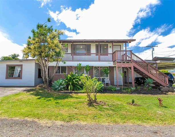 23 Kealaloa Ave, Makawao, HI 96768 (MLS #386449) :: Maui Estates Group