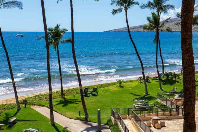 145 N Kihei Rd #404, Kihei, HI 96753 (MLS #386631) :: Maui Estates Group
