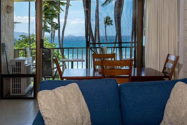 250 Hauoli Rd #410, Wailuku, HI 96793 (MLS #386878) :: Maui Estates Group