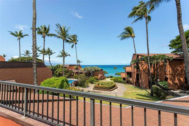 3959 Lower Honoapiilani Rd #207, Lahaina, HI 96761 (MLS #387265) :: 'Ohana Real Estate Team