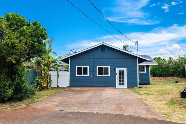481 Kahua Pl, Paia, HI 96779 (MLS #387340) :: Maui Lifestyle Real Estate