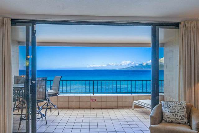 106 Kaanapali Shores Pl #504, Lahaina, HI 96761 (MLS #387593) :: Maui Estates Group