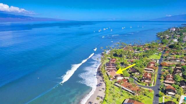 19-3 Puamelia Pl 19-3, Lahaina, HI 96761 (MLS #387859) :: Keller Williams Realty Maui
