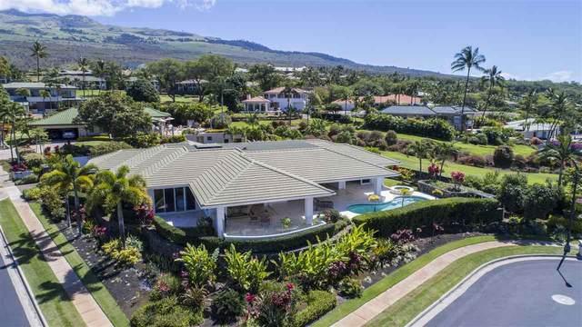 210 Pahi Pl, Kihei, HI 96753 (MLS #388110) :: LUVA Real Estate