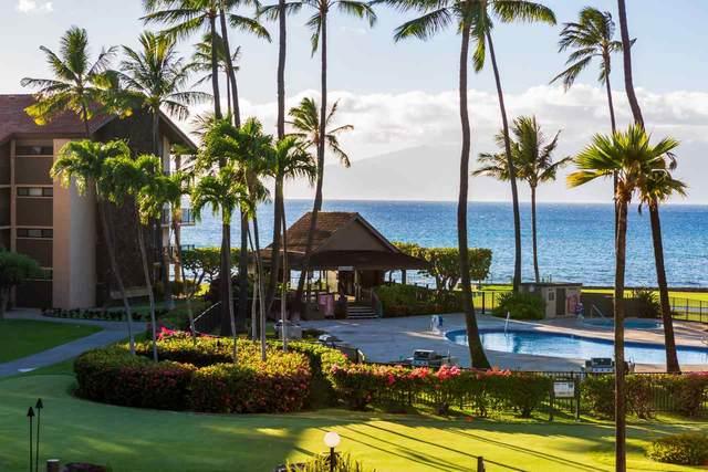 3543 Lower Honoapiilani Rd C305, Lahaina, HI 96761 (MLS #388357) :: Maui Lifestyle Real Estate