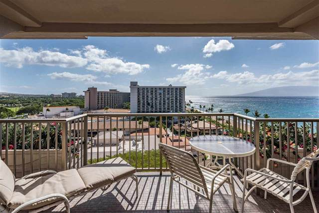 2481 Kaanapali Pkwy #1061, Lahaina, HI 96761 (MLS #388396) :: LUVA Real Estate