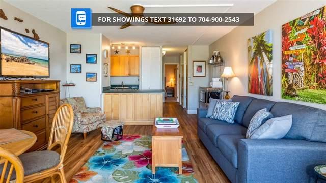 2191 S Kihei Rd #1118, Kihei, HI 96753 (MLS #388519) :: LUVA Real Estate
