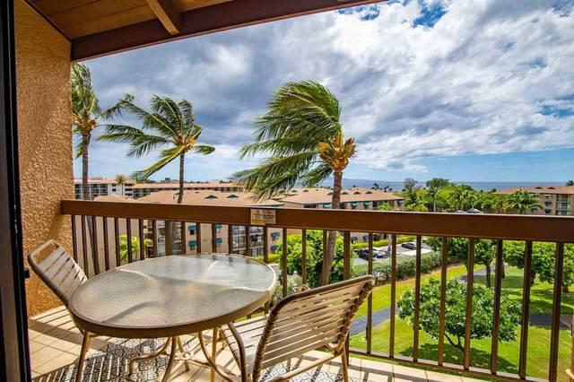 2191 S Kihei Rd #3405, Kihei, HI 96753 (MLS #388527) :: LUVA Real Estate