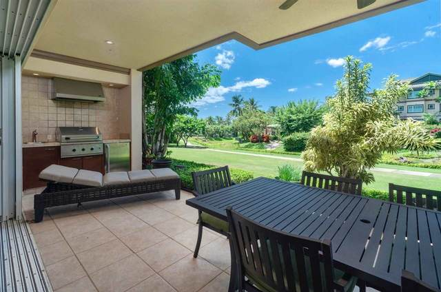 4955 Makena Rd C102, Kihei, HI 96753 (MLS #388615) :: Maui Estates Group