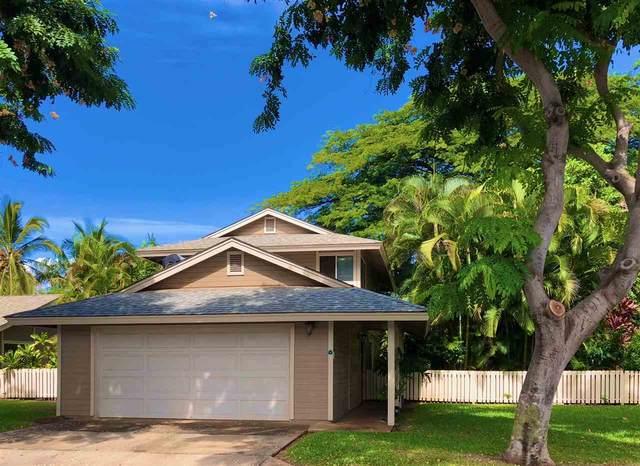 480 Kenolio Rd F, Kihei, HI 96753 (MLS #388700) :: LUVA Real Estate