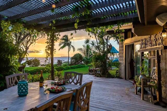 7750 Makena Rd, Kihei, HI 96753 (MLS #388759) :: Corcoran Pacific Properties