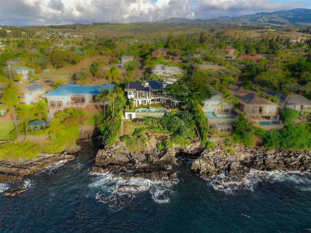 5177 Lower Honoapiilani Rd, Lahaina, HI 96761 (MLS #388963) :: Corcoran Pacific Properties
