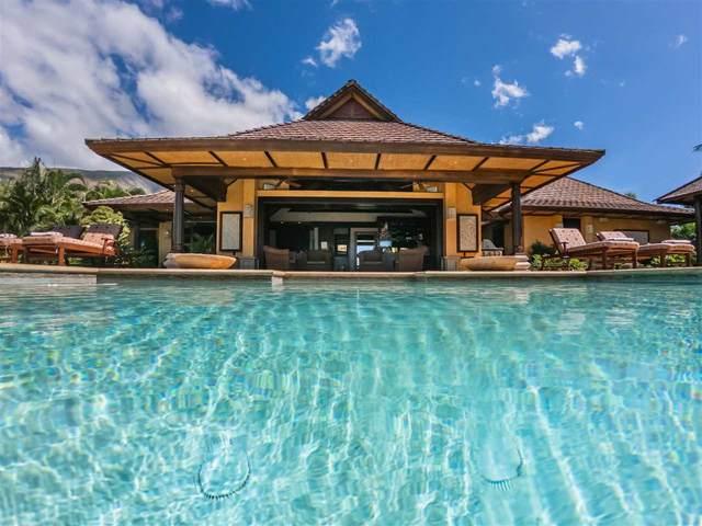 176 Awaiku St B, Lahaina, HI 96761 (MLS #389057) :: Coldwell Banker Island Properties