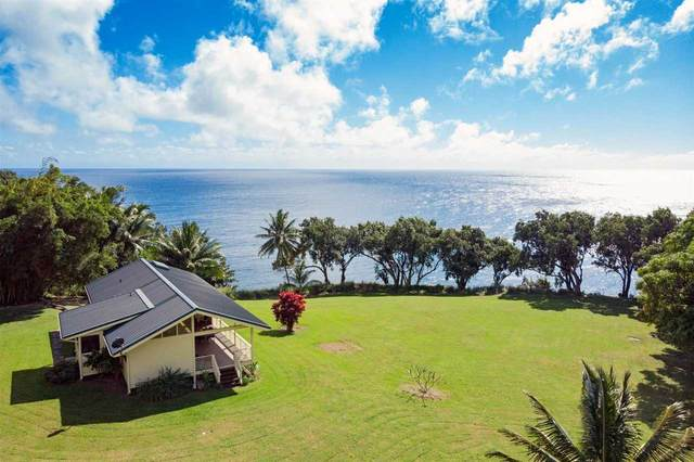 39606 Hana Hwy, Hana, HI 96713 (MLS #389272) :: Corcoran Pacific Properties