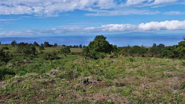 275 Kealakapu Rd Lot 2 Sherman T, Kula, HI 96790 (MLS #389554) :: 'Ohana Real Estate Team