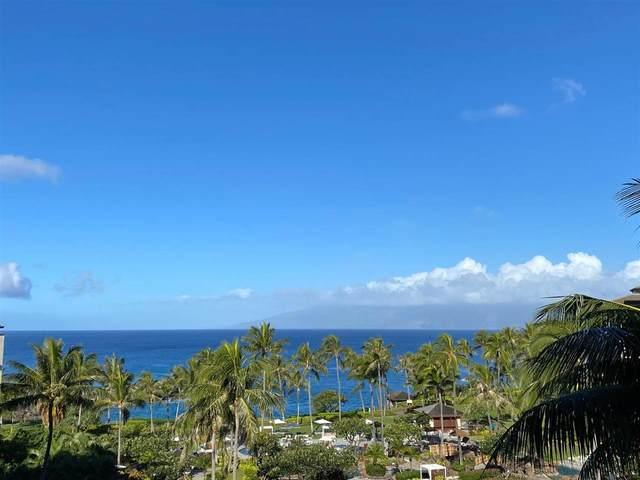 1 Bay Dr #3504, Lahaina, HI 96761 (MLS #390129) :: Maui Lifestyle Real Estate | Corcoran Pacific Properties